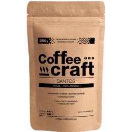 Кофе Бразилия Сантос (Brazil Santos) 1 кг
