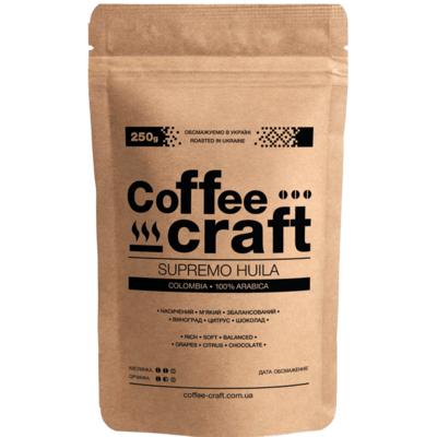 Кофе в зернах Колумбия Супремо Уилла (Colombia Supremo Huila)
